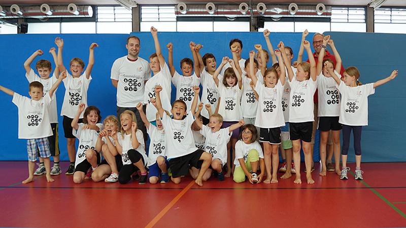 Koordination und Leitung des KinderSportClubs gesucht!