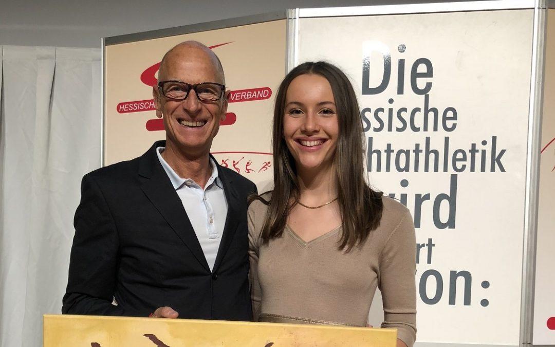 Hessische Leichathleten beschließen die Saison mit der HLV Gala